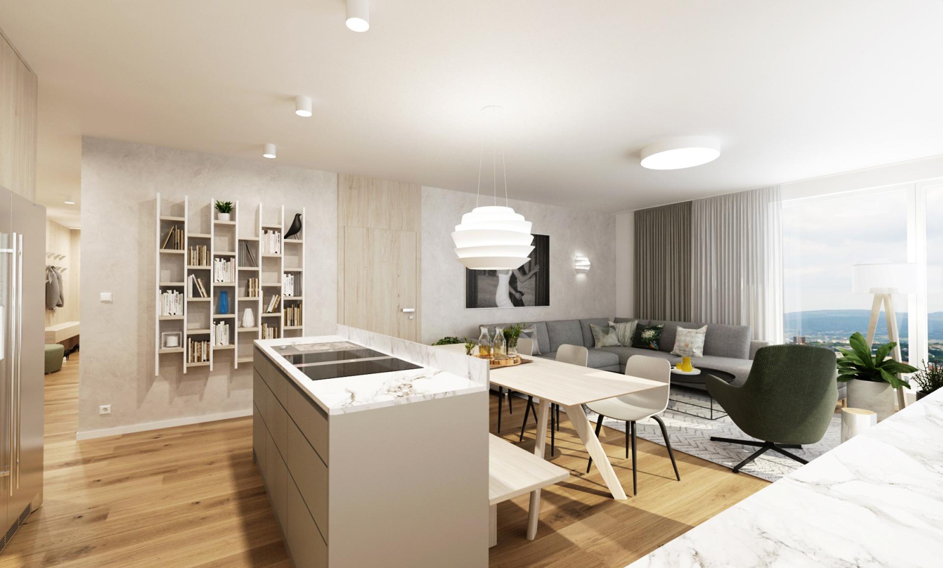 navrh interieru bytu, navrh interieru kocelova, rezidencia kocelova, bora, bora professional, navrh interieru kuchyne, vizualizacie kuchyne, vizualizacie, navrh kuchyne, dizajn jedalne, interierovy dizajner, hay chair, foscarini, le soleil, zanotta, kent armchair, interierovy dizajn, bieleny dub, navrh kuchyne s jedalnou, navrh penthouse bratislava, navrh interieru holobytu, navrh interieru bratislava